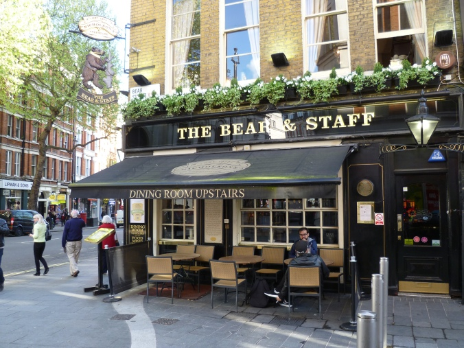 The_Bear_&_Staff_pub,_Bear_Street,_London_2.JPG