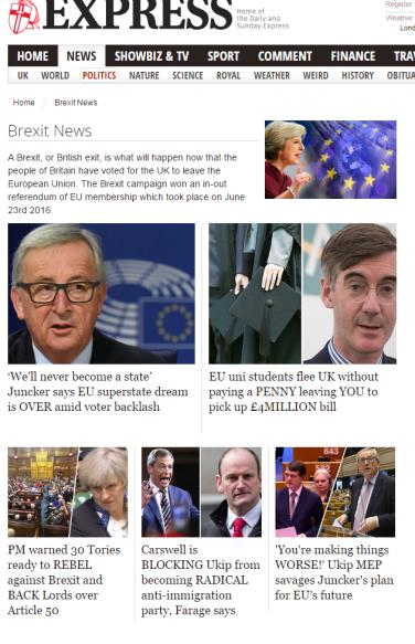 brexpress